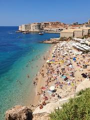 Dubrovnik City Beach.