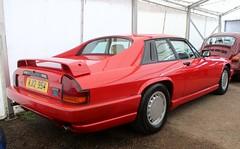 XJI 2954 (Nivek.Old.Gold) Tags: 1989 jaguar xjrs v12 auto 5345cc jaguarsport scarlet aca