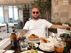 Lunch in Porto Montenegro