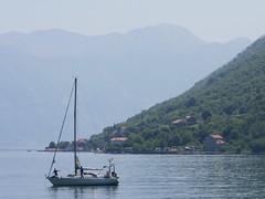 Bay of Kotor.