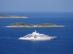 Archipelago outside of Montenegro.