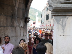Dubrovnik have problems tourist wise.