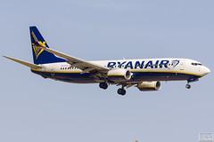 EI-FTZ (Escursso) Tags: 737 7378as b737 bcn barcelona boeing canon catalonia eiftz elpratdelllobregat lebl ryanair airplane airport avio avion plane sky spotting