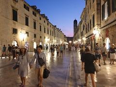 Old City, Dubrovnik, Croatia.