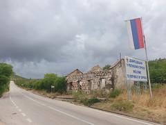 Driving thru Republica Srpska in Bosnia.