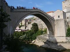Old Bridge, Mostar, Bosnia.