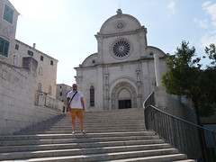 Sibenik Cathedral, (Ironbank from Game of Thrones), Croatia.