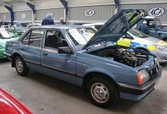 A538 GBF (4) (Nivek.Old.Gold) Tags: 1983 vauxhall cavalier l 4door 1598cc goldstar cannock aca