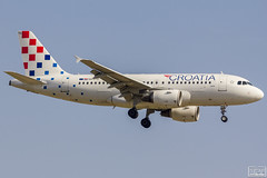 9A-CTG (Escursso) Tags: 9actg a319 a319112 airbus bcn barcelona canon catalonia croatiaairlines elpratdelllobregat lebl airplane airport avio avion plane sky spotting