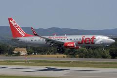 Jet2 (Jet2 Costa Brava) B737-85P G-JZHH GRO 04/08/2019 (jordi757) Tags: airplanes avions nikon d300 gro lege girona costabrava boeing 737 boeing737 b737 b737800 jet2 gjzhh jet2costabrava