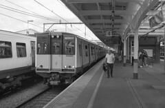 Romford revisited (DH73.) Tags: br class 315 romford 315825 tfl rail minolta dynax 600si classic 3570mm f4 zoom ilford delta 400 id11
