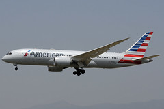 American B787-8 Dreamliner N811AB BCN 06/07/2019 (jordi757) Tags: airplanes avions nikon d300 bcn lebl barcelona elprat boeing 787 boeing787 b7878 dreamliner american n811ab