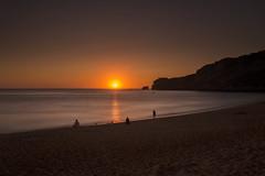 Nazaré. Portugal (CésarGarcia) Tags: iso50 nazare portugal pordosol sunset
