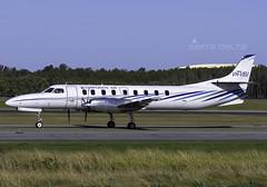 VH-VEU METRO 23 CORPORATE AIR YBBN (Sierra Delta Aviation) Tags: fly corporate air metro 23 brisbane airport ybbn vhveu