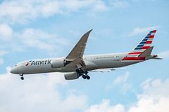 N830AN American Airlines Boeing 787-9 Dreamliner (Lin.y.c) Tags: n830an american airlines boeing 7879 dreamliner 787 789 2019 201907 20190726 americanairlines aviation airplane chicago ohare ord kord aa