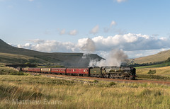 At the top (MJREphotography) Tags: 35018 british india line bil ais gill settle carlisle sc steam train wcrc west coast railways company locomotive bulleid sr southern region kirkby stephen garsdale