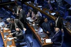 Plenário do Senado (Senado Federal) Tags: plenã¡rio sessã£odeliberativaordinã¡ria ordemdodia senadorstyvensonvalentimpodemosrn senadorjeanpaulpratesptrn senadorlasiermartinspodemosrs brasãlia df brasil plenário sessãodeliberativaordinária
