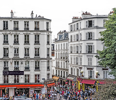 PARIS (01dgn) Tags: montmartre paris france frankreich fransa europa europe avrupa travel city colors streetphotography sonyilce7
