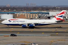 G-CIVG | Boeing 747-436 | British Airways (cv880m) Tags: newyork jfk kjfk kennedy aviation airliner airline aircraft airplane jetliner airport spotting planespotting gcivg boeing 747 744 747400 747436 baw british britishairways speedbird jumbo
