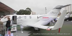 HONDA JET ELITE at LABACE 2019 - IMG_9095 (VascoPress Comunicações) Tags: labace2019 congonhasairport aviation aviação aeroportodecongonhas