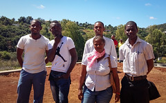 SGP Mauritius - Building job skills & empowering the next generation of food growers on Rodrigues Island, Republic of Mauritius, through an organic farming school (undp_gef_sgp2018) Tags: photocreditsgpmauritius mauritius gef sgp africa organic farming agriculture youth unemployment jobskills