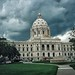 Minnesota State Capitol ~ St Paul Minnesota  ~ HIstoric building