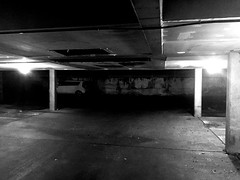 2019 YIP Day 86: B&W garage