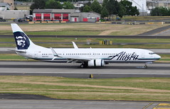 Alaska Airlines - Boeing 737-900ER - N457AS - Portland International Airport (PDX) - June 3, 2015 6 151 RT CRP (TVL1970) Tags: nikon nikond90 d90 nikongp1 gp1 geotagged nikkor70300mmvr 70300mmvr aviation airplane aircraft airlines airliners portlandinternationalairport portlandinternational portlandairport portland pdx kpdx n457as alaskaairlines alaskaairgroup boeing boeing737 boeing737900 boeing737900er 737 737ng b737 b737ng b739 737900 737900wl 737900er 737900erwl boeing737990 737990 737990wl 737990er 737990erwl aviationpartners winglets splitscimitarwinglets cfminternational cfmi cfm56 cfm567b27 cfm567b27e thrustreverser thrustreversers tiresmoke