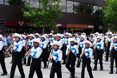Canmore Canada Day Parade 2019 Roundup 2 (Bracus Triticum) Tags: canmore canada day parade 2019 roundup marching band キャンモア アルバータ州 alberta カナダ 7月 七月 文月 shichigatsu fumizuki bookmonth reiwa summer july