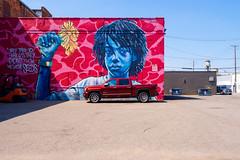 P8130645 (elsuperbob) Tags: detroit michigan easternmarket emptyspaces emptystreets newtopographics murals graffiti streetart muralsinthemarket
