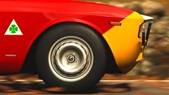 Giulia Sprint GTA 1600 (nuvoIari) Tags: forzamotorsport horizon4 videogame alfaromeo giulia sprint gta 1600