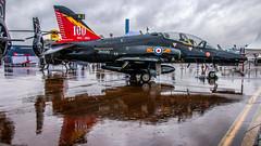 Anniversary Hawk (Tony Howsham) Tags: aerospace british anniversary years 100 4squadron fairford raf tattoo air international royal riat 18250 sigma 70d eos canon