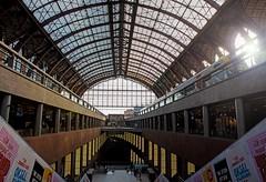 Antwerp Train Station (Christy Turner Photography) Tags: antwerp trainstation trains europe travel belgium