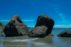 Trinidad rocks slow shutter (borders92109) Tags: beach ocean trinidad california nd1000 slow shutter humboldt sony a7ii tamron 2875