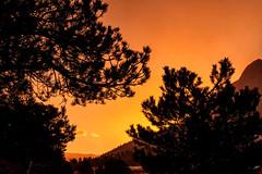 Sheep Lake, Estes Park, Rocky Mountain  National Park, Colorado (aud.watson) Tags: america northamerica us usa colorado rockymountainnationalpark estespark sheeplake fallriver mountain valley winter snow ice water sunrise dawn