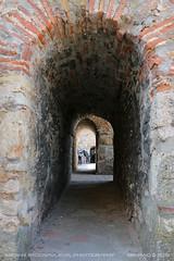 Passage (srkirad) Tags: travel smederevo serbia srbija fortress passage rocks bricks old history
