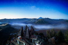 Bromo Volcano (Patrick Foto ;)) Tags: adventure awe beauty beautyinnature bromotenggersemerunationalpark dramaticlandscape eastjavaprovince indonesia inspiration journey landscapescenery majestic morning mountain mountainpeak mtbromo nature nopeople outdoors photograph planetearth roadtrip scenicsnature sky sunrisedawn travel traveldestinations volcanicactivity volcaniclandscape volcano probolinggo eastjava