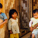 Children in Home, Mindat Myanmar