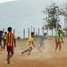 Children Playing Football, Kanpetlet Myanmar