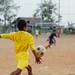Kicking Football, Kanpetlet Myanmar