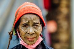 Uppriu Woman's Tattoed Face, Mindat Chin State Myanmar (AdamCohn) Tags: portrait woman adam face tattoo rural burma streetphotography tribal myanmar villager cohn facetattoo ethnicminority streetphotographer mindat chinstate facialtattoo adamcohn wwwadamcohncom uppriu မင်းတပ် uppriutribe flickrtravelaward