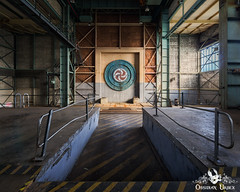 Supersonic Wind Tunnel, England (ObsidianUrbex) Tags: abandoned aerodynamics aircraft digitalphotography england facility photography research tunnel urbanexploration urbex