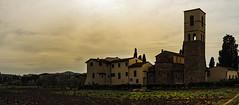 Pieve a San Giuliano a Settimo (bellinipaolo31) Tags: fc03911 pieveasangiulianoasettimo badiaasettimo scandicci panoramica edificio chiesa pieve toscana paolobellini madonnadeifiori