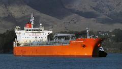 GARNET EXPRESS. (Bernard Spragg) Tags: garnetexpress marine nautical ships tankers lumix camera