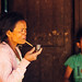 Mother Smoking Pipe, Mindat Myanmar
