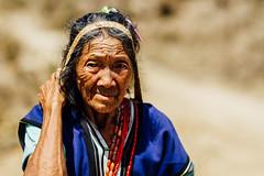 M'uun Tribal Woman With Tattooed Face, Mindat, Chin State Myanmar (AdamCohn) Tags: adam cohn burma chinstate muun muuntribe mindat myanmar ethnicminority face facetattoo facialtattoo portrait rural streetphotographer streetphotography tattoo tribal villager woman wwwadamcohncom မင်းတပ် adamcohn