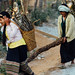 Women Carrying Firewood, Chin State Myanmar