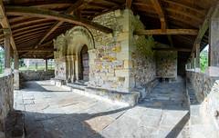 San Pelaio baseliza-Ermita de San Pelayo (dnieper) Tags: sanpelaiobaseliza ermitadesanpelayo panorámica hdr pórtico bakio