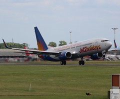 Jet2 B737-8MG G-JZBE taking off at EMA/EGNX (AviationEagle32) Tags: eastmidlands eastmidlandsairport eastmidlandsaeropark nottinghameastmidlands nottinghameastmidlandsairport ema egnx unitedkingdom uk airport aircraft airplanes apron aviation aeroplanes avp aviationphotography avgeek aviationlovers aviationgeek aeroplane airplane planespotting planes plane flying flickraviation flight vehicle tarmac jet2 jet2com jet2holidays boeing boeing737 737 b737 b737ng b737800 b737w b738 b738w b7378mg gjzbe takeoff departure