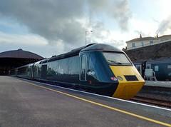43040 Penzance (2) (Marky7890) Tags: gwr 43040 class43 hst 2p96 penzance railway cornwall cornishmainline train
